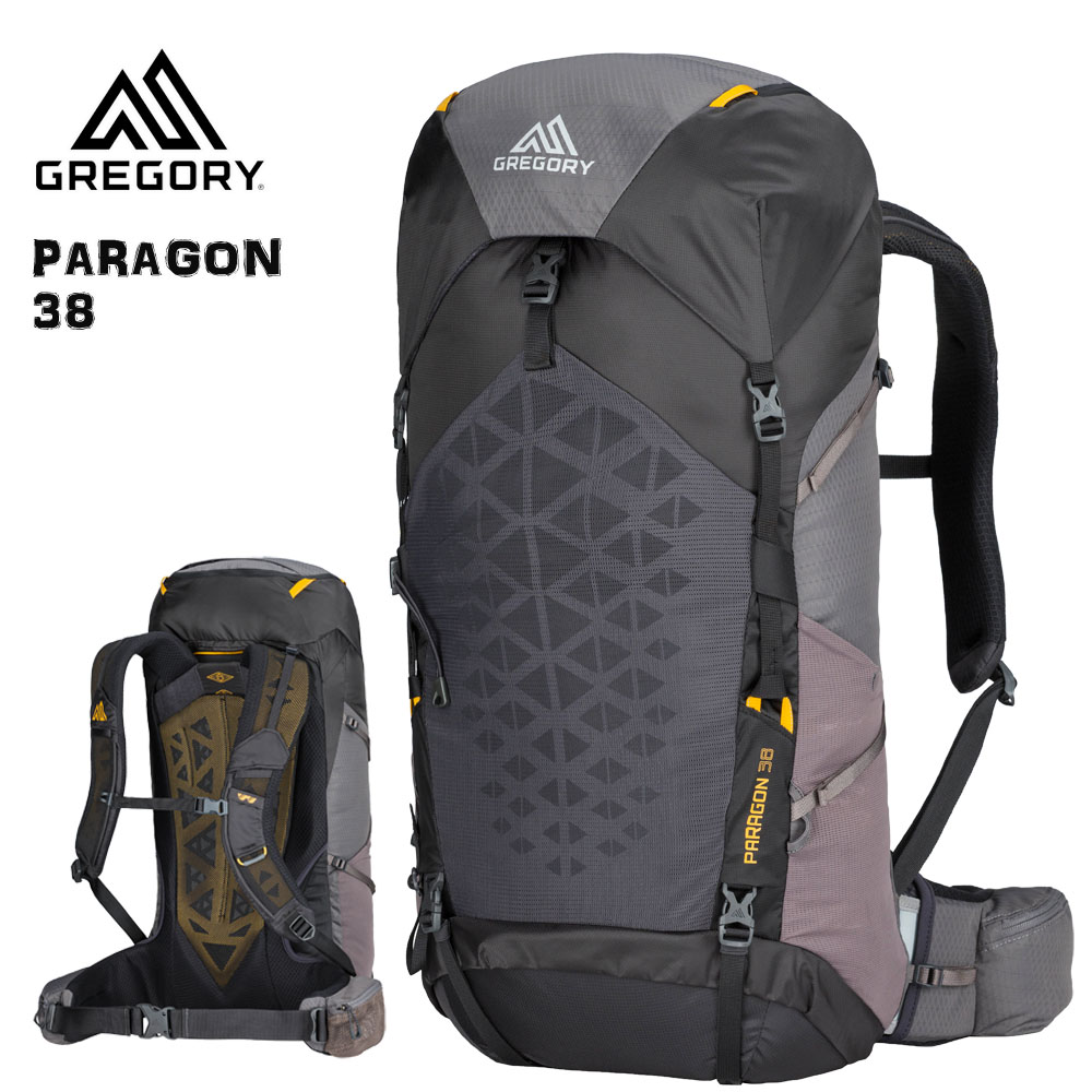 GREGORY(グレゴリー) PARAGON 38 SM/MD SUNSET GREY パラゴン38 サンセットグレー