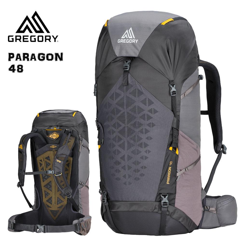 【1200円クーポンあり 4/9 20:00~】/GREGORY(グレゴリー) PARAGON 48 MD/LG SUNSET GREY パラゴン48 サンセットグレー