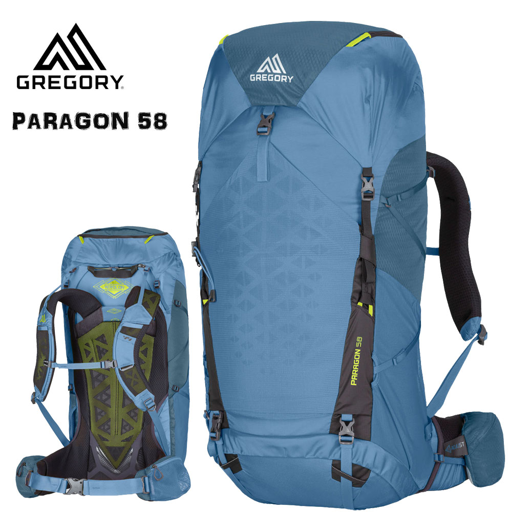 GREGORY(グレゴリー) PARAGON 58 MD/LG SUNSET GREY パラゴン58 サンセットグレー(N) (G20)
