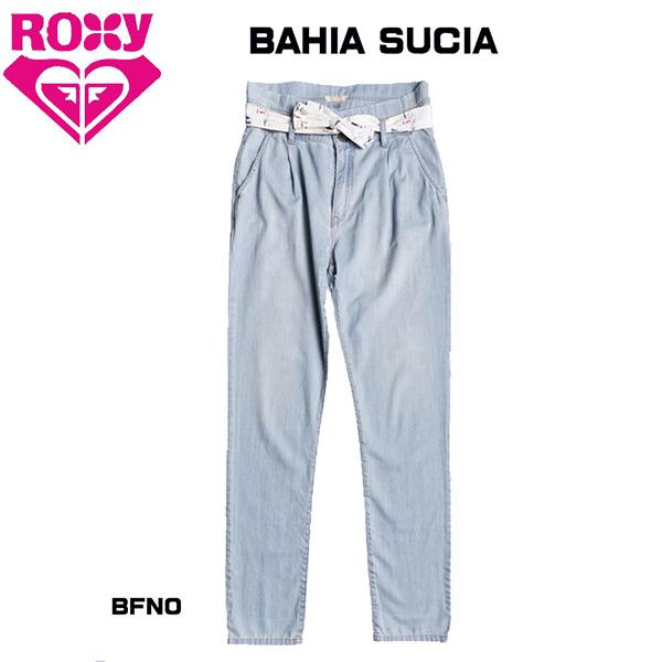 ワイドパンツ ややゆとり パンツ 18SS ROXY【ロキシー】BAHIA SUCIA
