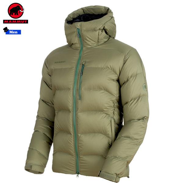 マムート MAMMUT Xeron IN Hooded Jacket Men カラー:4998 clover(MAMMUT_2018FW) あす楽