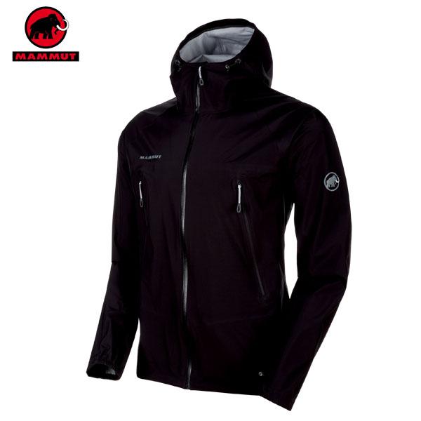 【1200円クーポンあり 4/9 20:00~】/MAMMUT(マムート) Masao Light HS Hooded Jacket AF Men マサオライトHSフーディジャケット アジアンフィット カラー:0001 (MAMMUT_2019SS) 【あす楽】