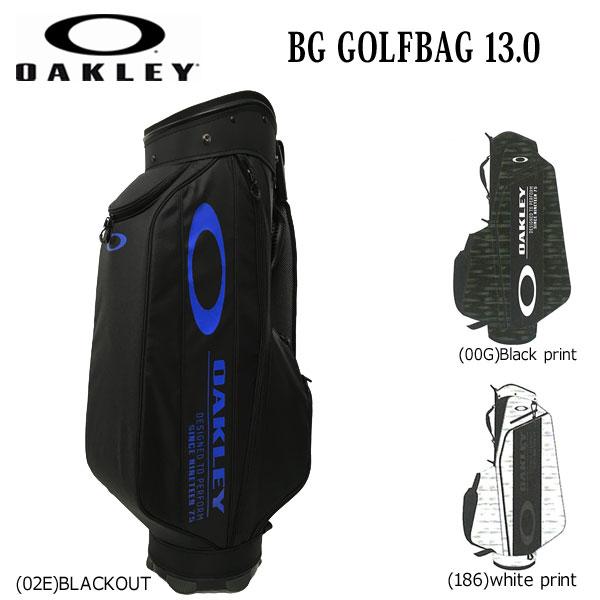 ゴルフバッグ キャディバッグ オークリー OAKLEY SKULL GOLFBAG 13.0 9.5型 47インチ対応 3.3kg あす楽, 東彼杵町:d556aa16 --- rssmarketing.jp