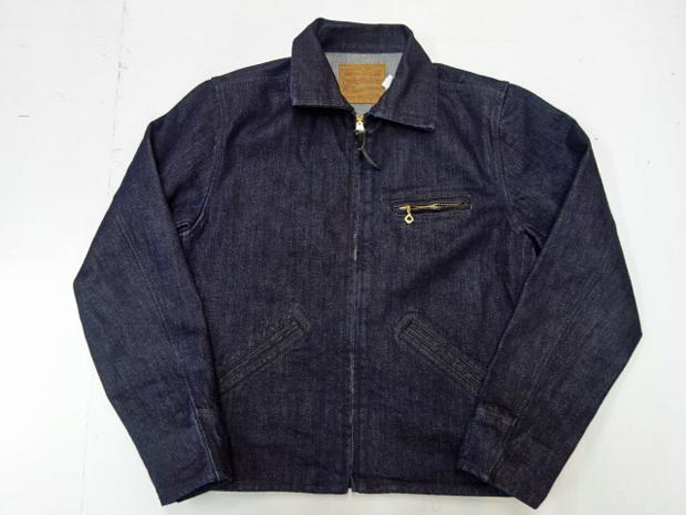 トロフィークロージング TROPHY CLOTHING ジャケット INDIGO HUMMING BIRD JACKET【あす楽対応】