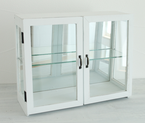 Etonnant Glass Display Cabinet