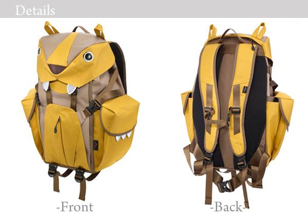 大的猫背包(Mustard/XL)
