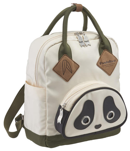 Panda Bag M White