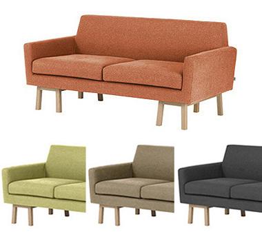 【float sofa】(フロートソファ)ワイド2シーター〔fabric rank S〕