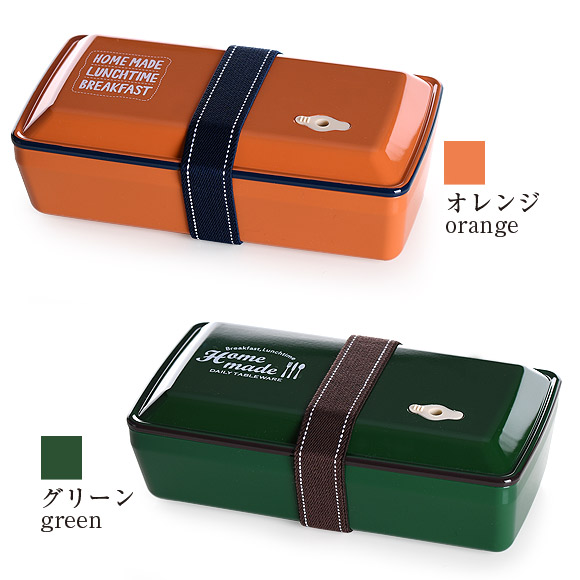 Mykonos one Bento box lunch BOX and single-stage single-stage Bento box lunch box Lunchbox and one-step Bento, single-stage