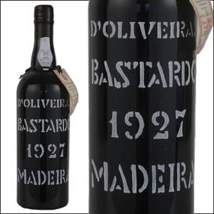 【よりどり6本以上送料無料】〔ドリヴェイラ・オールドヴィンテージ〕バスタルド[1927] 【マデイラ】750ml【食後酒】