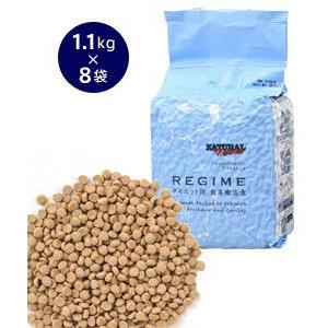 ナチュラルハーベスト (療法食) レジーム 20ポンド(1.1kg×8)