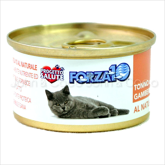 送料無料 激安 お買い得 キ゛フト フォルツァ10 在庫一掃 CAT プレミアム ナチュラルグルメ缶 ツナと小エビ75g