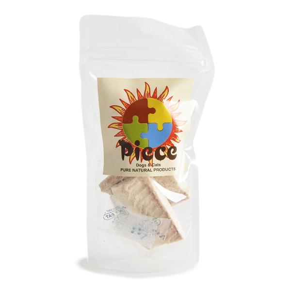 高級品 割引 なまずをフリーズドライ製法で乾燥させました サーモン 鮭 コッド タラ などにアレルギーがある犬にも与えることが出来る魚のオヤツです 27g なまず Piece フリーズドライ