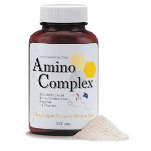 アミノコンプレックス  ダイエットサポート アレルゲンフリー-500g