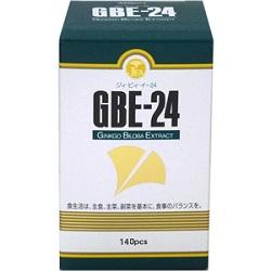 【お得な2個セット】なんと!あの、イチョウ葉エキスと言えばDr.シュワーベ社(ドイツ)...の原料を使用した、GBE-24(140錠)が激安! ※お取り寄せ商品