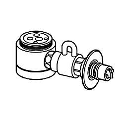 【送料無料】【パナソニック】食器洗い乾燥機用分岐栓CB-SSG6☆家電 ※お取り寄せ商品