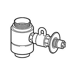 【送料無料】【パナソニック】食器洗い乾燥機用分岐栓CB-SXG7☆家電 ※お取り寄せ商品