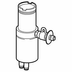 【パナソニック】食器洗い乾燥機用 分岐水栓 CB-SSF6 ☆家電 ※お取り寄せ商品【02P03Dec16】