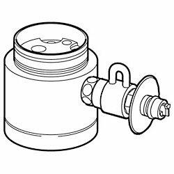 【パナソニック】食器洗い乾燥機用 分岐水栓 CB-SKB6 ☆家電 ※お取り寄せ商品【02P03Dec16】