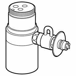【パナソニック】食器洗い乾燥機用 分岐水栓 CB-STB6 ☆家電 ※お取り寄せ商品【02P03Dec16】