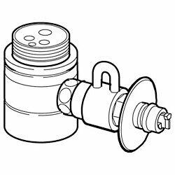 【パナソニック】食器洗い乾燥機用 分岐水栓 CB-SMVA6 ☆家電 ※お取り寄せ商品【02P03Dec16】
