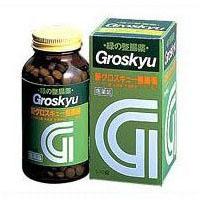 クロレラ工業 信用 新グロスキュー整腸薬 ※お取り寄せ商品 540錠 人気上昇中