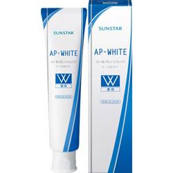 2020 新作 お得な5個セット サンスター 薬用APホワイト ペースト 110g リフレッシュミント ついに再販開始 ※お取り寄せ商品