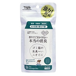 なんと あの Tispa ティスパ ゴミ箱用 ST106 無香料 約6カ月取替不要の脱臭 香りでごまかさない本当の消臭 ※お取り寄せ商品 新作送料無料 送料0円 消臭剤 は