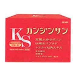 【ゼネル薬工】栄養機能食品 カンジンサン 6粒×30包 ※お取り寄せ商品