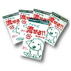 【新進社】わんちゃんトイレッシュ 小型・中型犬用 15枚入★ペット用品 ※お取り寄せ商品【RCP】【02P03Dec16】
