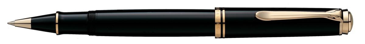 【毎日ポイント10倍!】【ペリカン★正規輸入品】スーベレーン R800 ブラック ローラーボール [保証書付き] ※お取り寄せ商品
