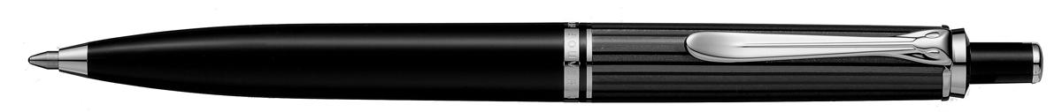 【毎日ポイント10倍!】【ペリカン★正規輸入品】スーベレーン K405 ブラックストライプ ボールペン [保証書付き] ※お取り寄せ商品