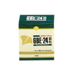 """特報!なんと!あの 【アサヒフードアンドヘルスケア】 GBE-24顆粒フォルテ120mg 60包 が~""""お一人さま1個限定""""でお試し特価!※お取り寄せ商品【02P03Dec16】"""