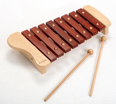 プレイミー 木琴 8音 知育玩具 木のおもちゃ 出産祝い
