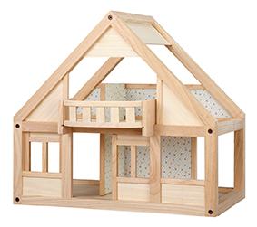 7110 マイファーストドールハウス PLAN TOYS プラントイ 知育玩具 木製 木のおもちゃ 出産祝い 誕生日 赤ちゃん 子供