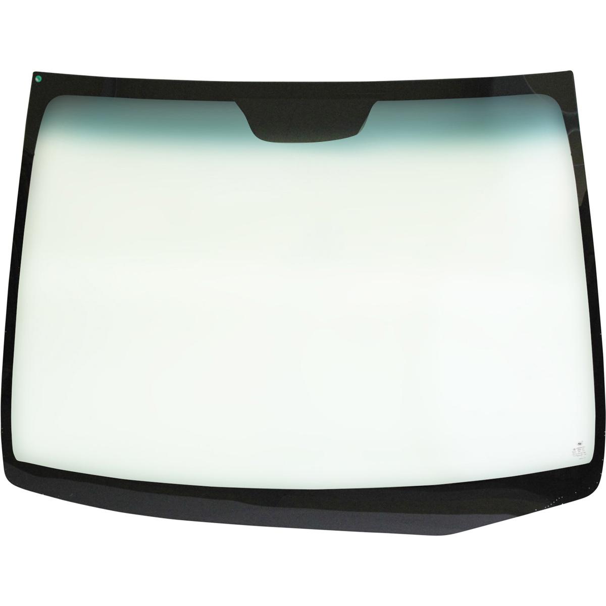 ホンダ N BOX /N BOX カスタム 5D WG用フロントガラス 車両型式:JF3/4系 年式:H.29.9- ガラス型式:TTAM ガラス色:グリーン ボカシ:ブルー