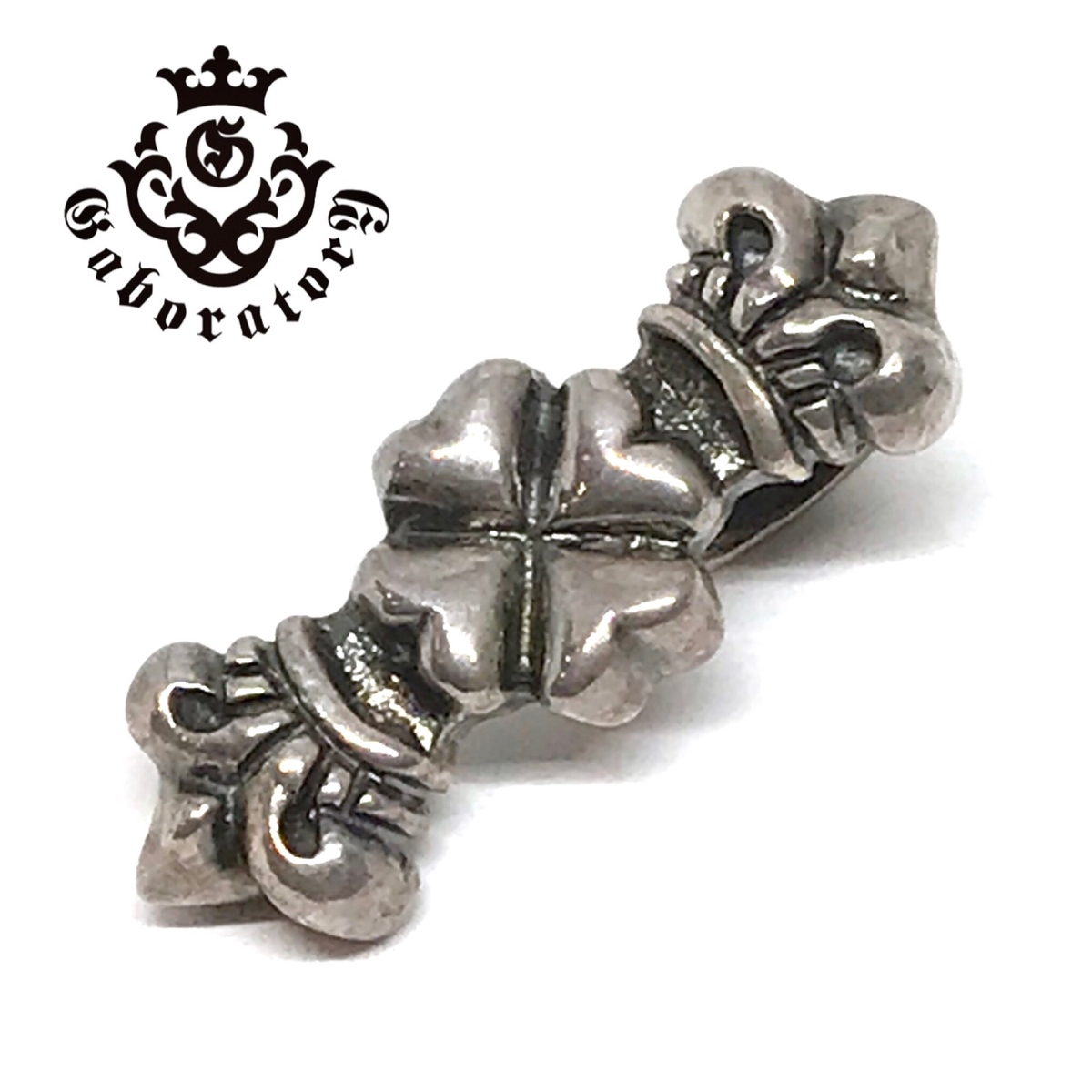 Gaboratory/ガボラトリー ペンダントOne Eighth 4 4 Heart Heart Crown Pendant Pendant [Hanging type], コンタクトレンズギャラリー:85047eac --- anaphylaxisireland.ie