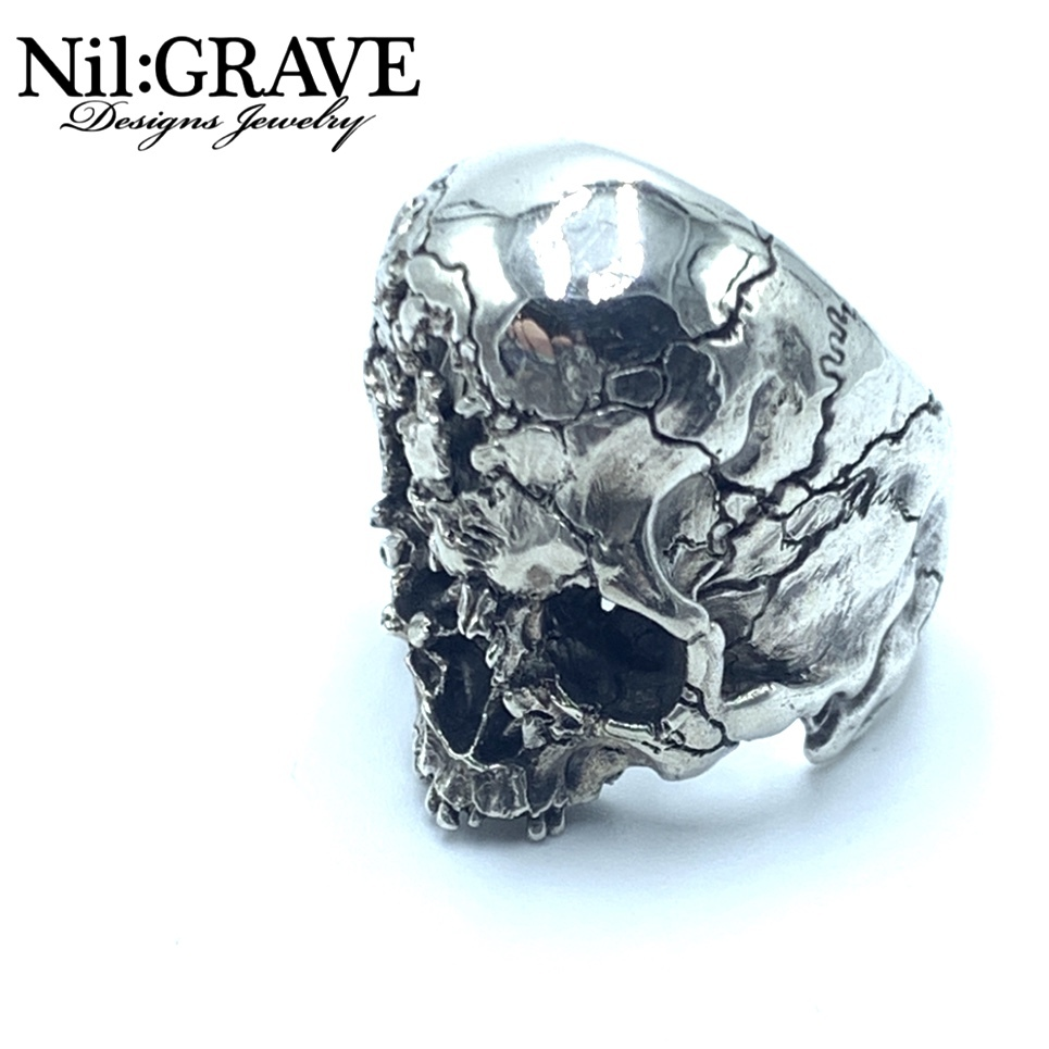 Nil:GRAVE Designs Jewelry/ニルグレイヴ デザインズジュエリーケレーク リング