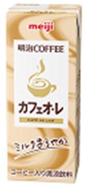 明治COFFEE カフェオ.レ200ml×24本入 常温保存可能 特価キャンペーン NEW