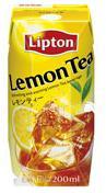 森永乳業 男女兼用 美品 リプトンレモンティー 200ml×24個入リプトンが厳選したセイロン茶葉100%で煎れた紅茶に天然レモン果汁を加えて仕上げたレモンティー 常温保存可能