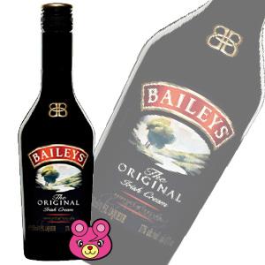 【お酒】 ベイリーズ オリジナルアイリッシュクリーム 350ml 【同サイズ製品12本まで1送料です】【ケース売商品との同梱不可】