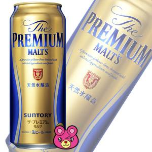 【お酒】 サントリー ザ プレミアムモルツ 缶 500ml×24本入 【同サイズ製品2ケースまで1送料です】