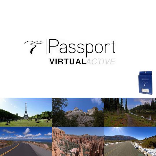 Horizon Fitnessジョンソン(ホライゾンフィットネス)Passport Player(パスポートプレーヤー)Video Pack B(6プログラム)ビデオパックB単品 ルームランナー/トレッドミルのオプション