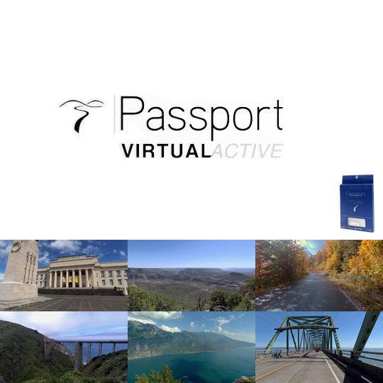 Horizon Fitnessジョンソン(ホライゾンフィットネス)Passport Player(パスポートプレーヤー)Video Pack C(6プログラム)ビデオパックC単品 ルームランナー/トレッドミルのオプション