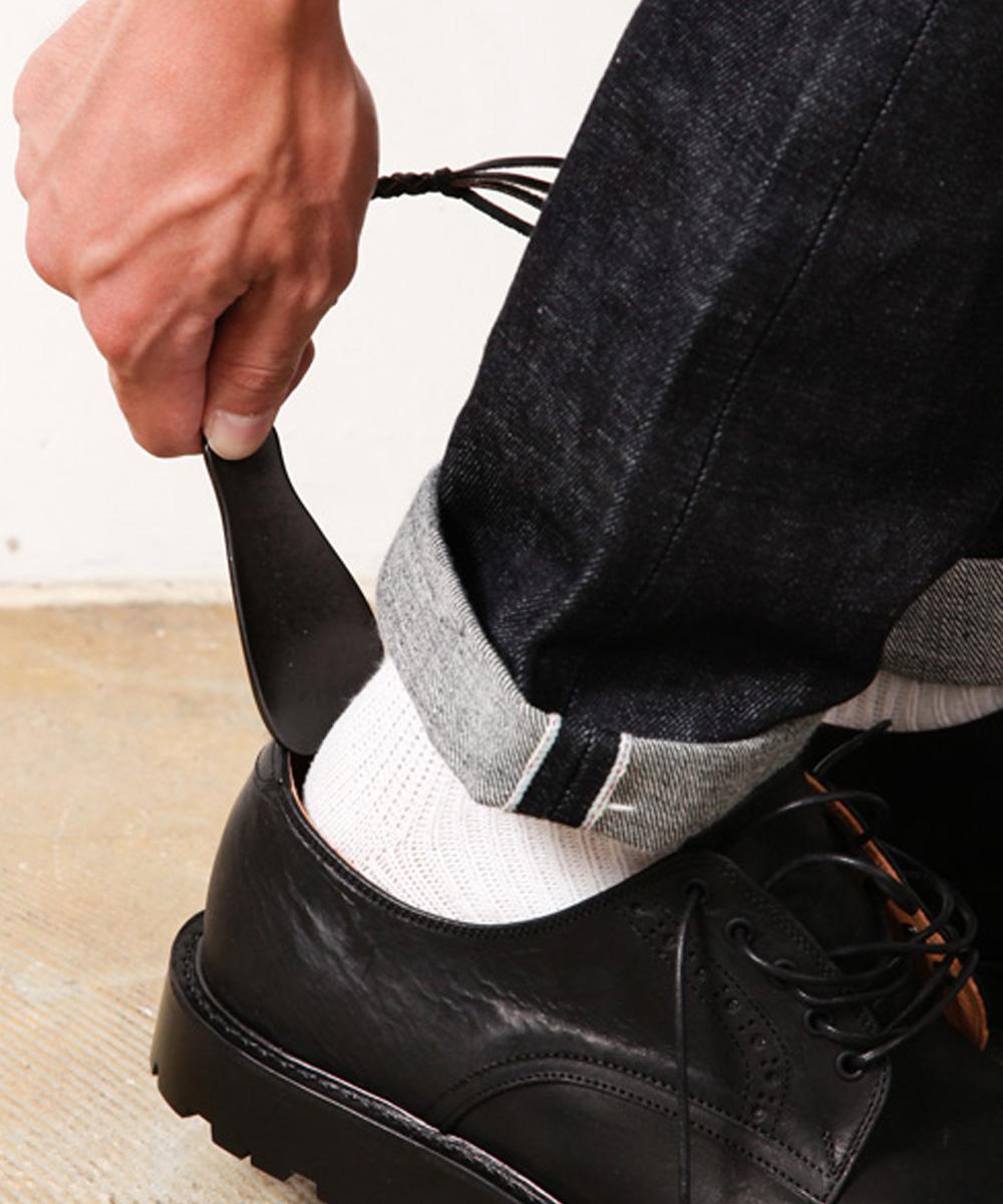MR OLIVE ミスターオリーブ公式サイトMROLIVEE O IPOLISHED STEER LEATHER BRASS SHOE HORN KEY RING キーリング シューホーン 靴べら レザー 牛革 真鍮 2WAY 重厚感 日本製Ajq4R5L3