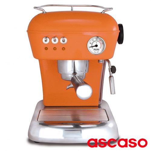 ascaso[アスカソ]Dream【illyカフェポッドプレゼント】【送料無料】エスプレッソマシンサーモブロックタイプOrange[オレンジ]■illy corner