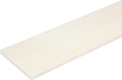 ウッドワン 棚板 ニュージーパイン無垢材 ホワイト色 MTR0750H-C1I-WH 長さ750x奥行250x厚み18mm 売れ筋ランキング 通信販売 糸面