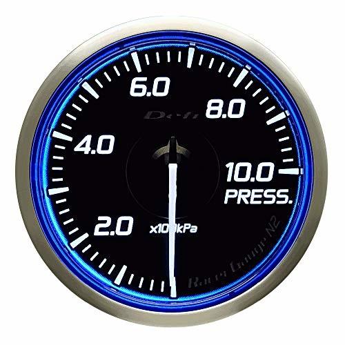 商品コード:13035367109 日本精機 在庫処分 即日出荷 Defi デフィ ファイ 圧力計 メーター60 DF16801