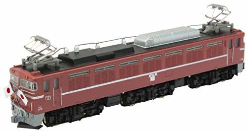 【送料無料】Zゲージ 国鉄 EF81形 81号機 お召し仕様 T015-5 鉄道模型 電気機関車