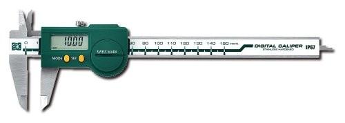 商品コード:13029201384 ※ラッピング ※ 新潟精機 SK デジタルキャリパー 200mm Sライン 期間限定 D-200IP67S IP67